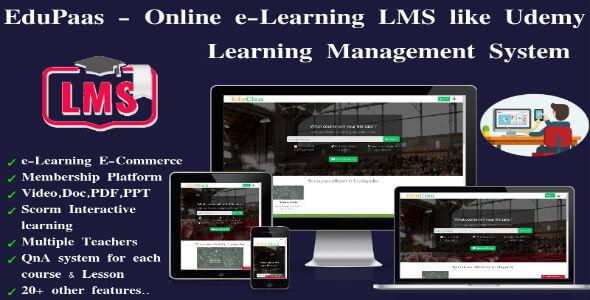EduPAAS LMS Documentation - w3clan Documentation
